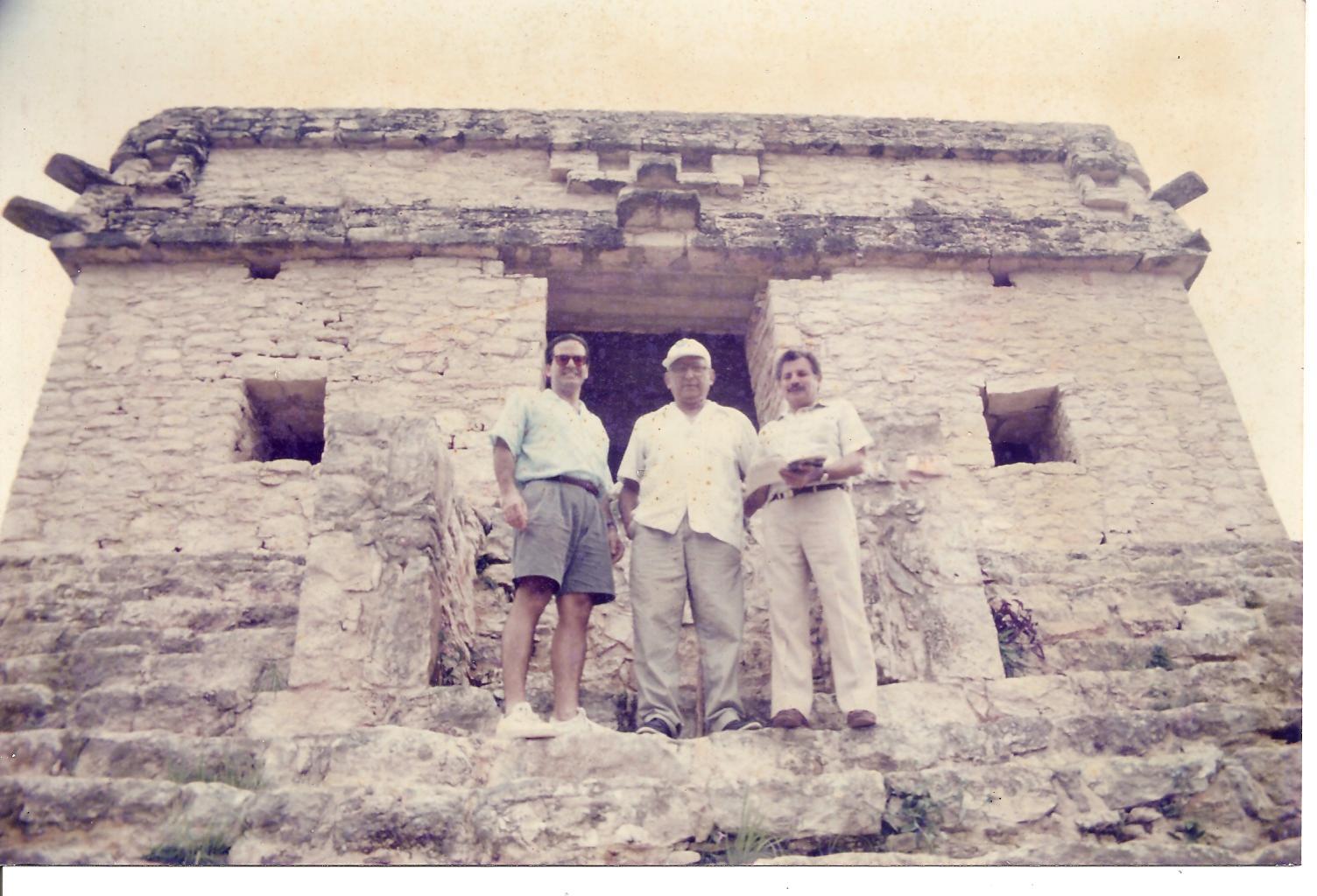 Homenaje a promotor de arqueoastronomía maya