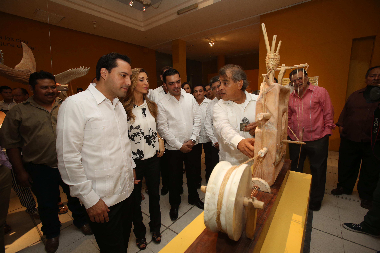 """Busca Mérida reeditar """"Capital Americana de la Cultura"""" en 2017"""
