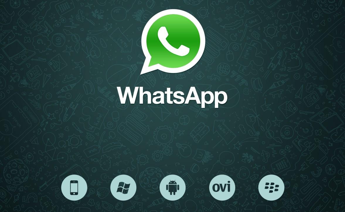 Reportan caída de Whatsapp en redes sociales