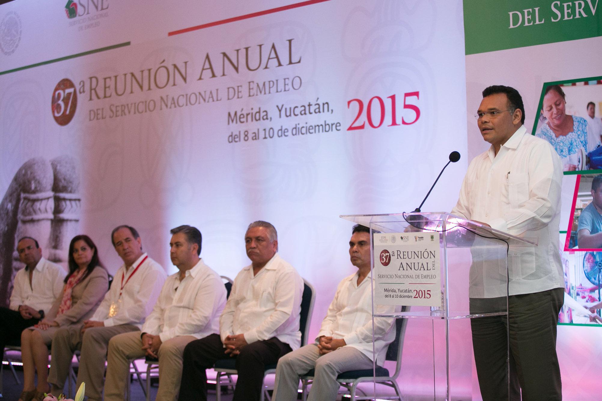 Premian a Yucatán por cifras de colocación laboral