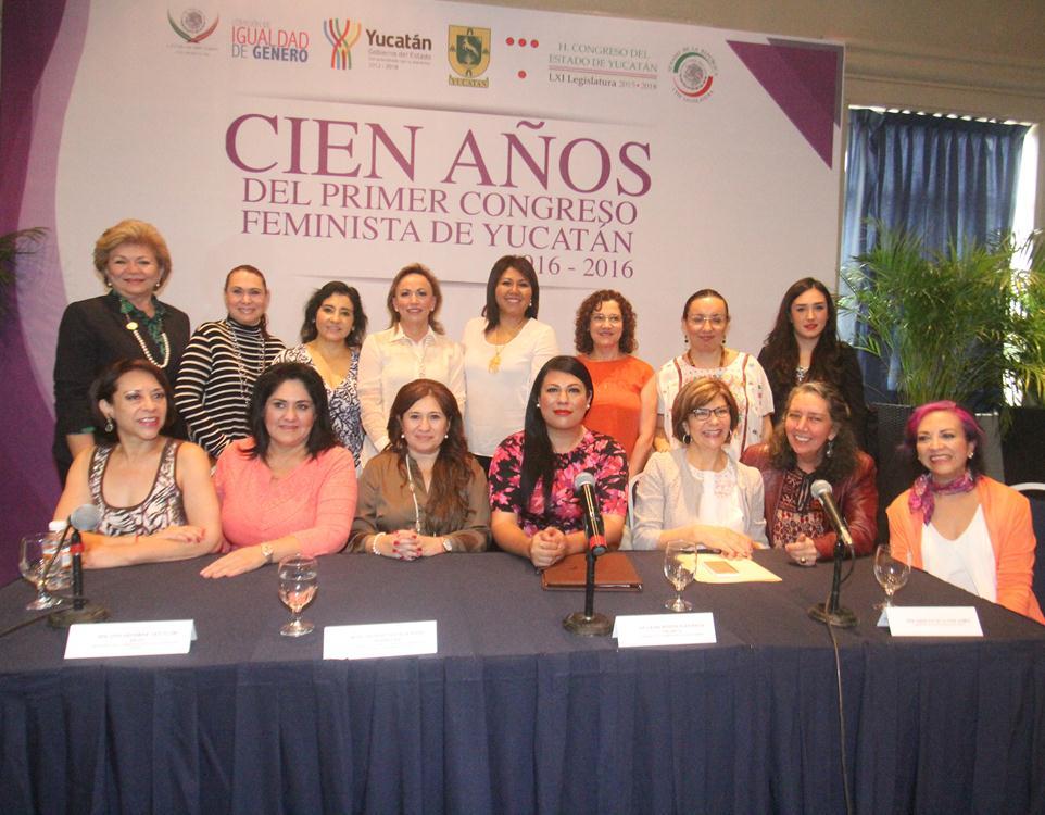 Renuevan agenda de género en Congreso Yucatán
