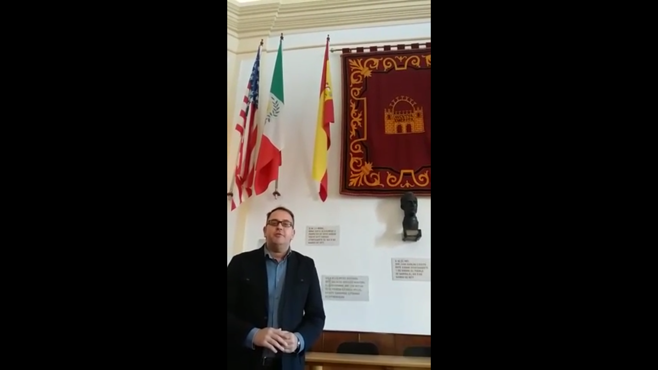 Mérida de España felicita a Mérida de Yucatán por 474 Aniversario