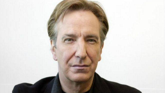 """Fallece el """"Profesor Snape"""", victima de cáncer"""