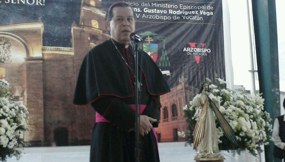 Organizan a grupos de yucatecos por visita del Papa Francisco