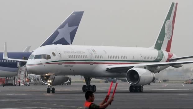 Nuevo avión presidencial se entregará en próximas semanas