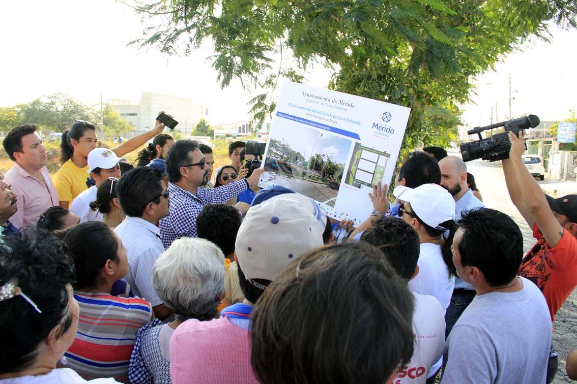 Mantiene Ayuntamiento diálogo con vecinos de Cordemex
