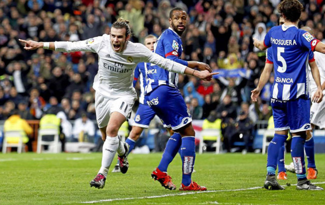 Debut triunfal de Zidane con el Madrid