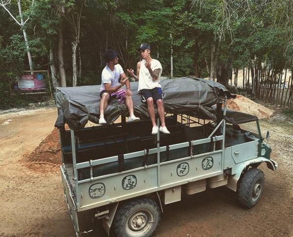 Experimenta Justin Bieber aventura maya en QRoo