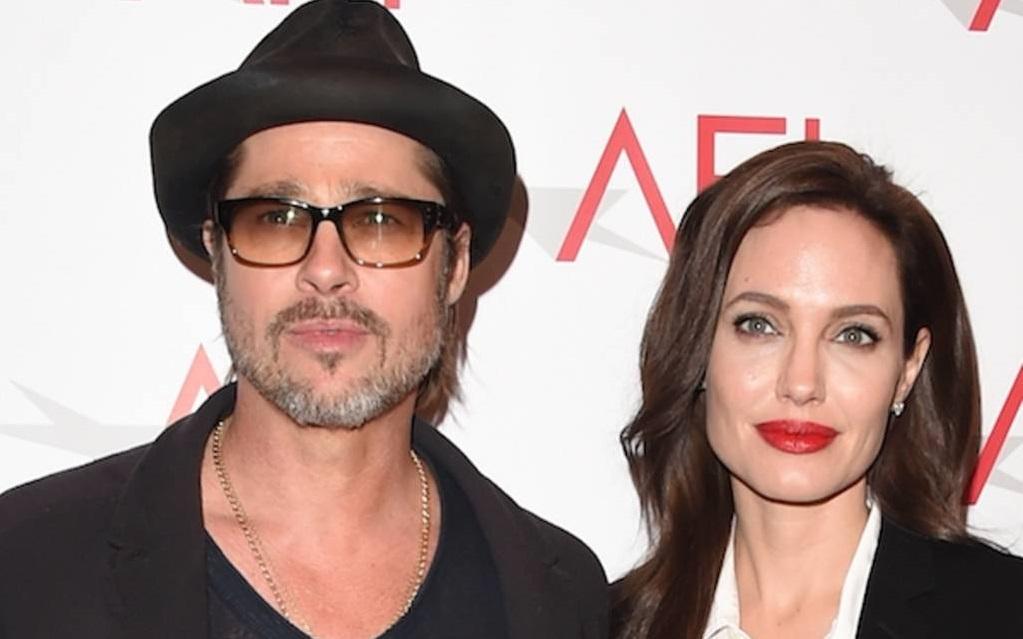 Se borra Angelina tatuajes relacionados con Brad Pitt