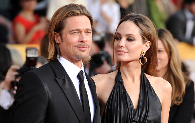 Brad Pitt peleará la custodia de sus hijos con Angelina
