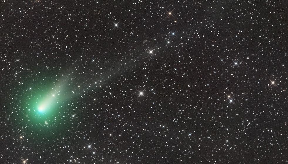 Cometa Catalina podrá verse mañana en México