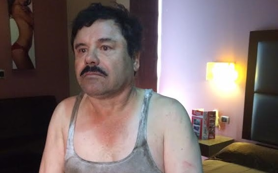 """El Chapo"", la tercera caída…"