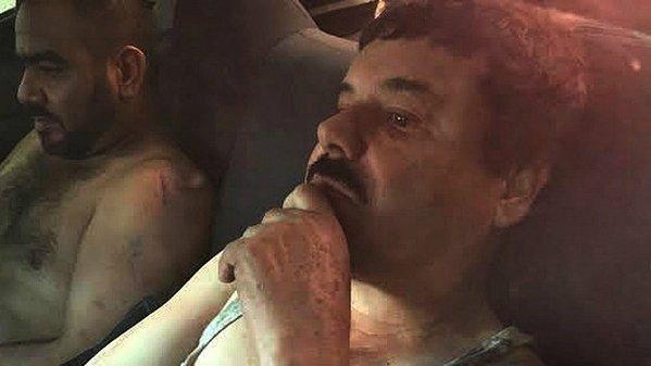 """Automovilista, sin saberlo, habría propiciado recaptura de """"El Chapo"""""""