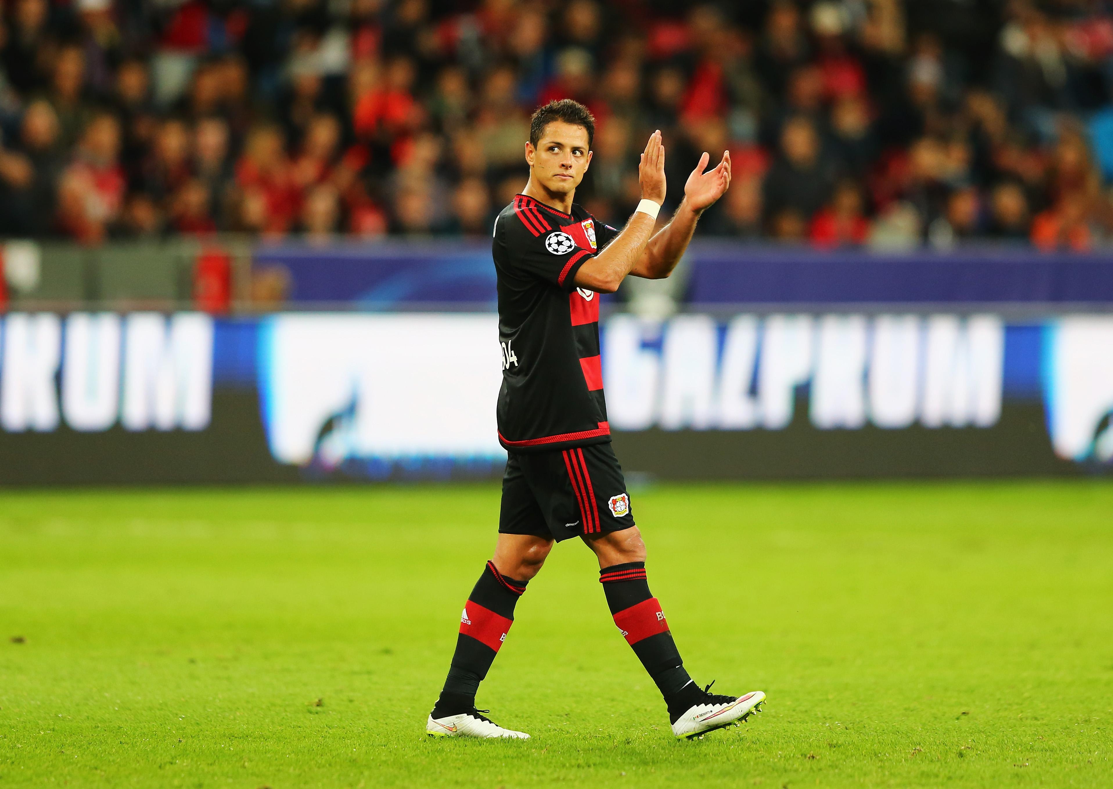 Bundesliga reconoce momento goleador de Chicharito