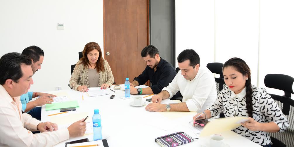 Aprueban en Congreso Yucatán calendario para análisis de Tercer Informe