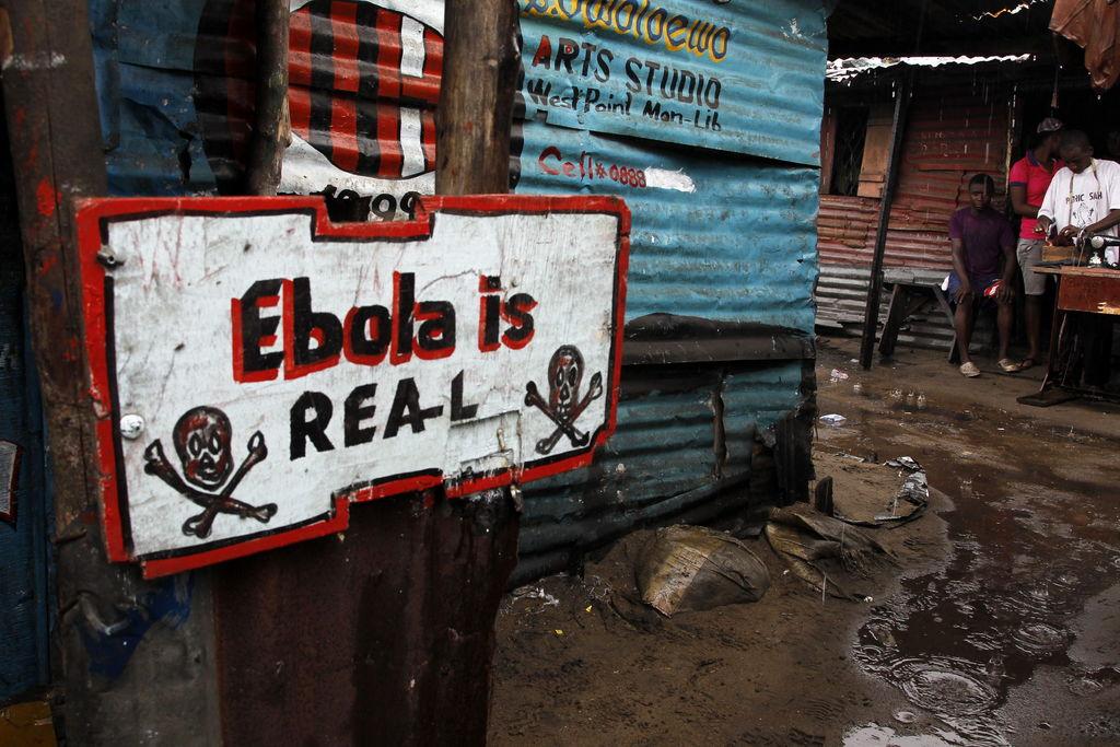 Confirma OMS segundo caso de ébola en Sierra Leona