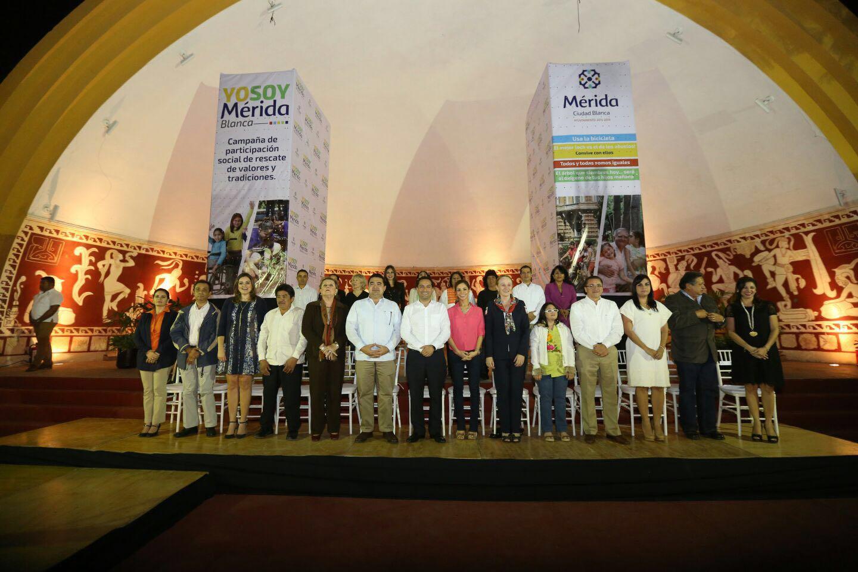 """""""Yo soy Mérida Blanca"""", revalorando la identidad"""
