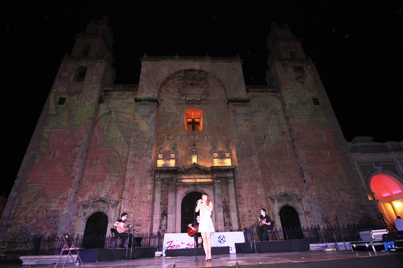 Gisela João y su fado portugués en Mérida Fest