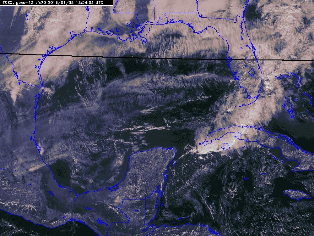 Frente frío 28 afectaría a Península de Yucatán a partir del domingo