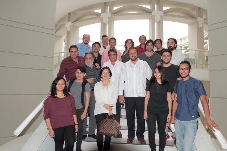 Presentan proyectos ganadores de Fondos Municipales para las Artes