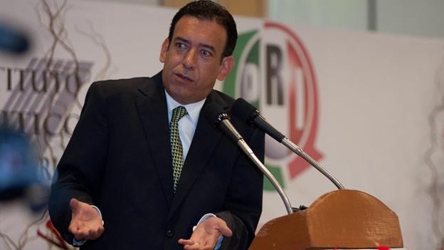 """Moreira, detenido por supuesto """"lavado"""" en España"""