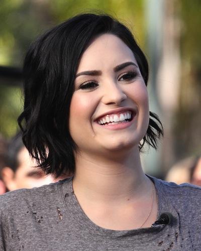 Demi Lovato se arrepiente de haberse arreglado los dientes
