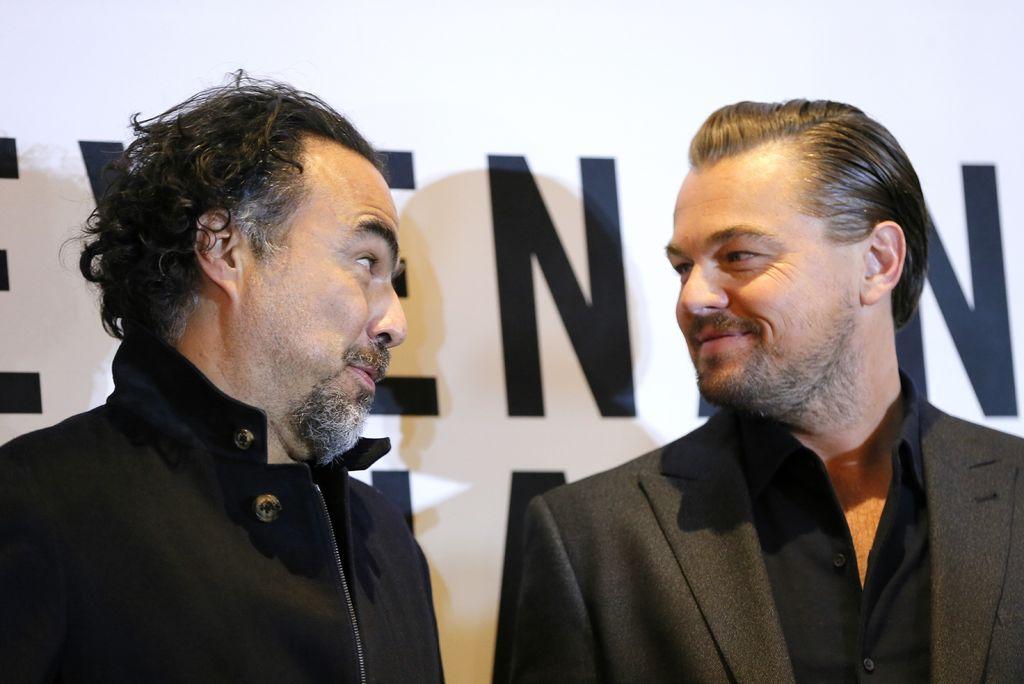 Reconoce Iñárritu que peso de The Revenant recayó en DiCaprio