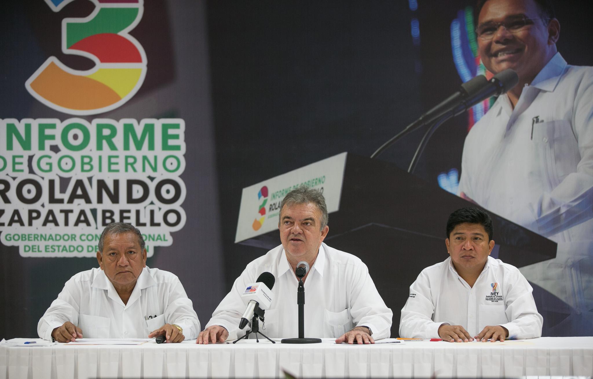 Difunde Yucatán resultados de obra pública y vivienda