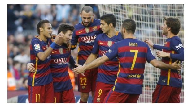 Messi anota su primer 'hat-trick' del año