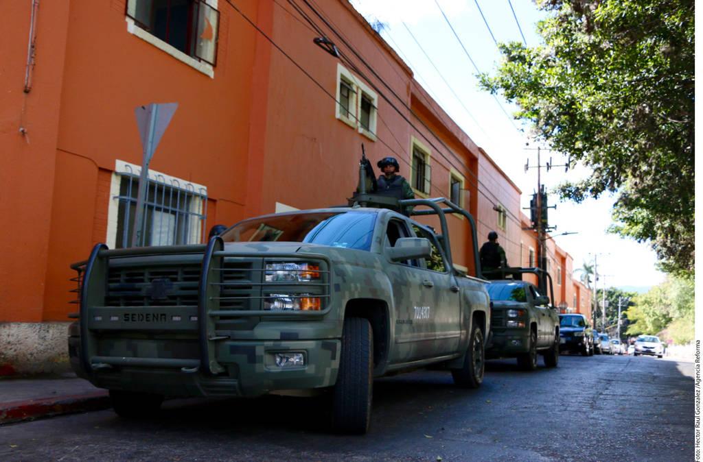 Asumen militares seguridad de Cuauhtémoc Blanco