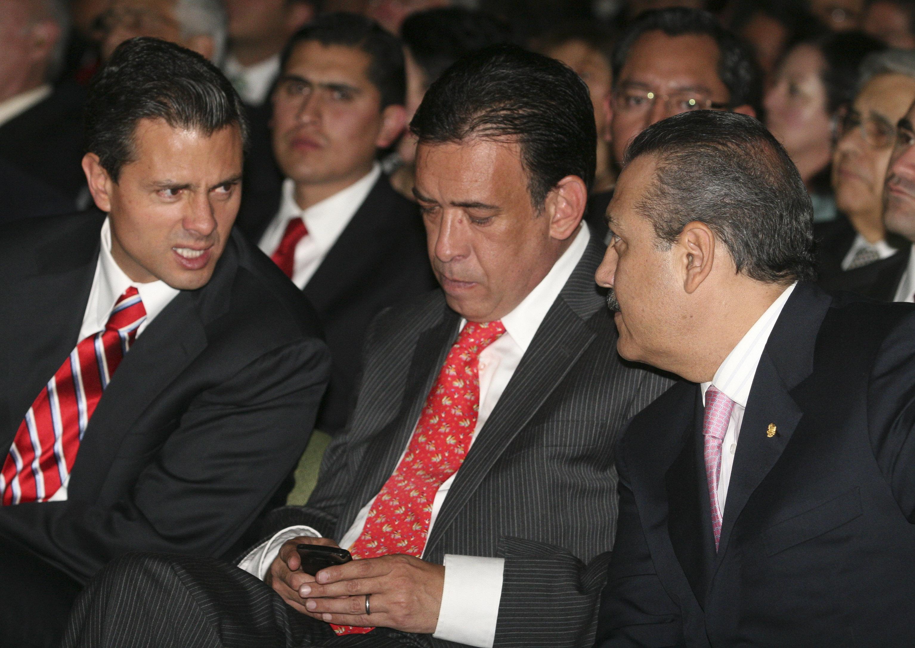 Descartan protección priista a Humberto Moreira