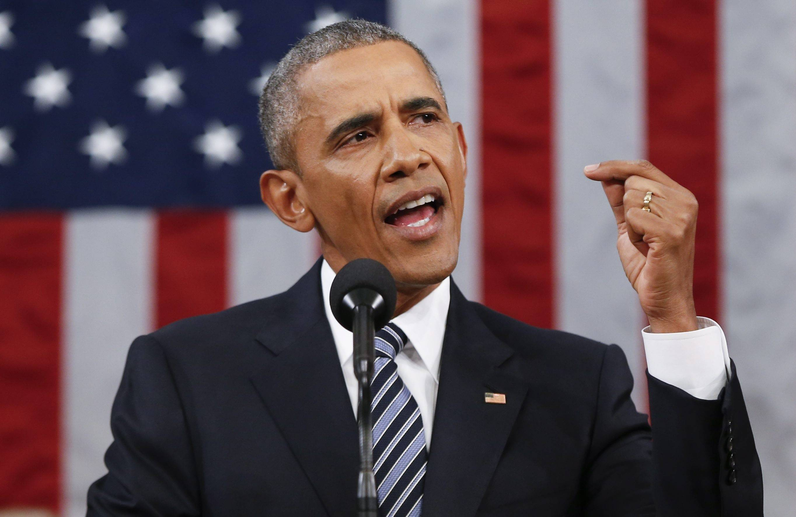 """""""Los inmigrantes no causaron la crisis económica"""": Obama"""