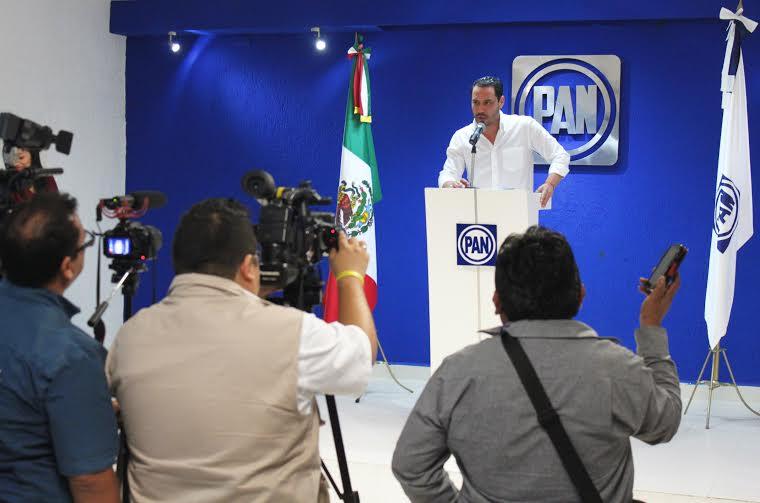 Dudas de la dirigencia panista sobre Informe en Yucatán