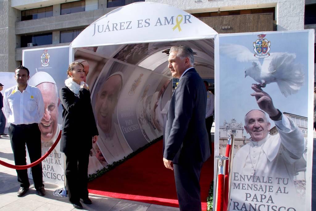 Venden boletos falsos para ver al Papa en Ciudad Juárez