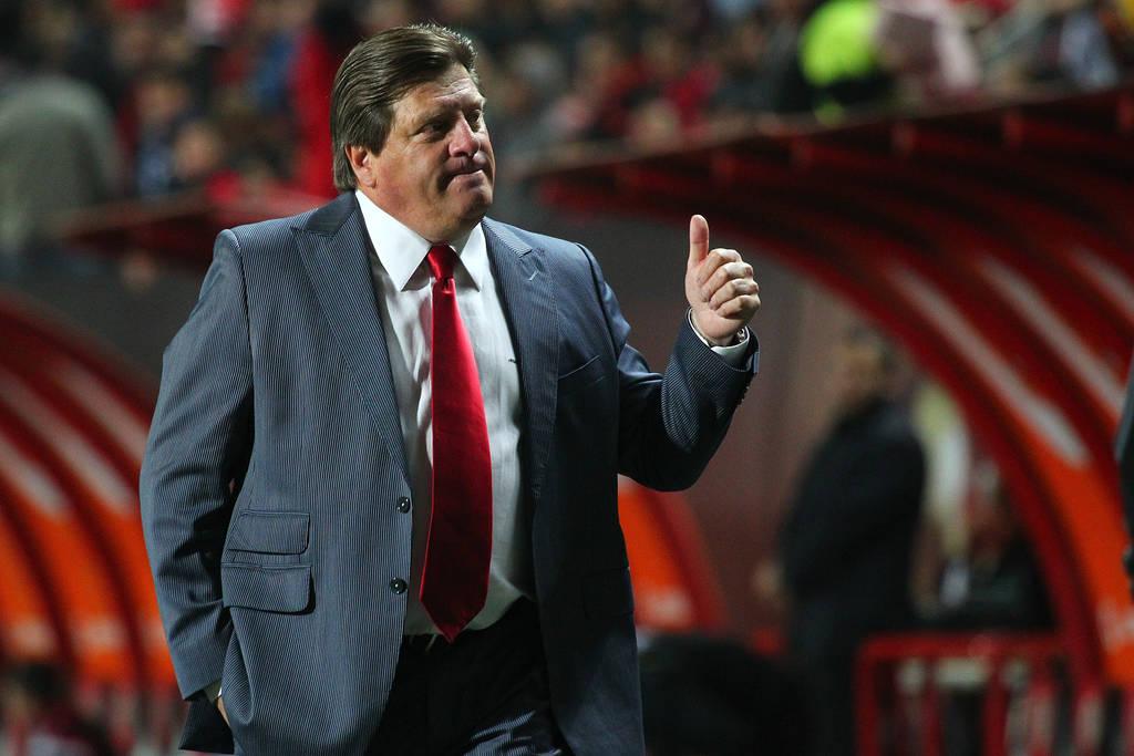 'Piojo' Herrera, en la mira de la selección chilena