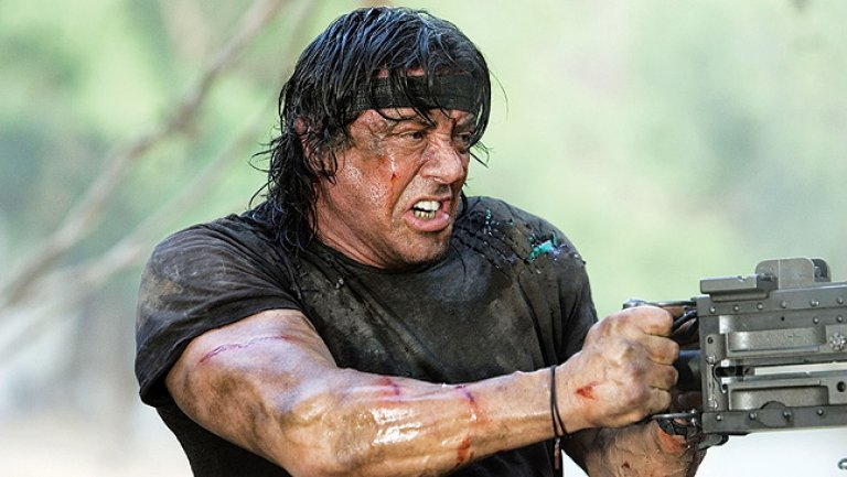 """Stallone ya no será """"Rambo"""""""