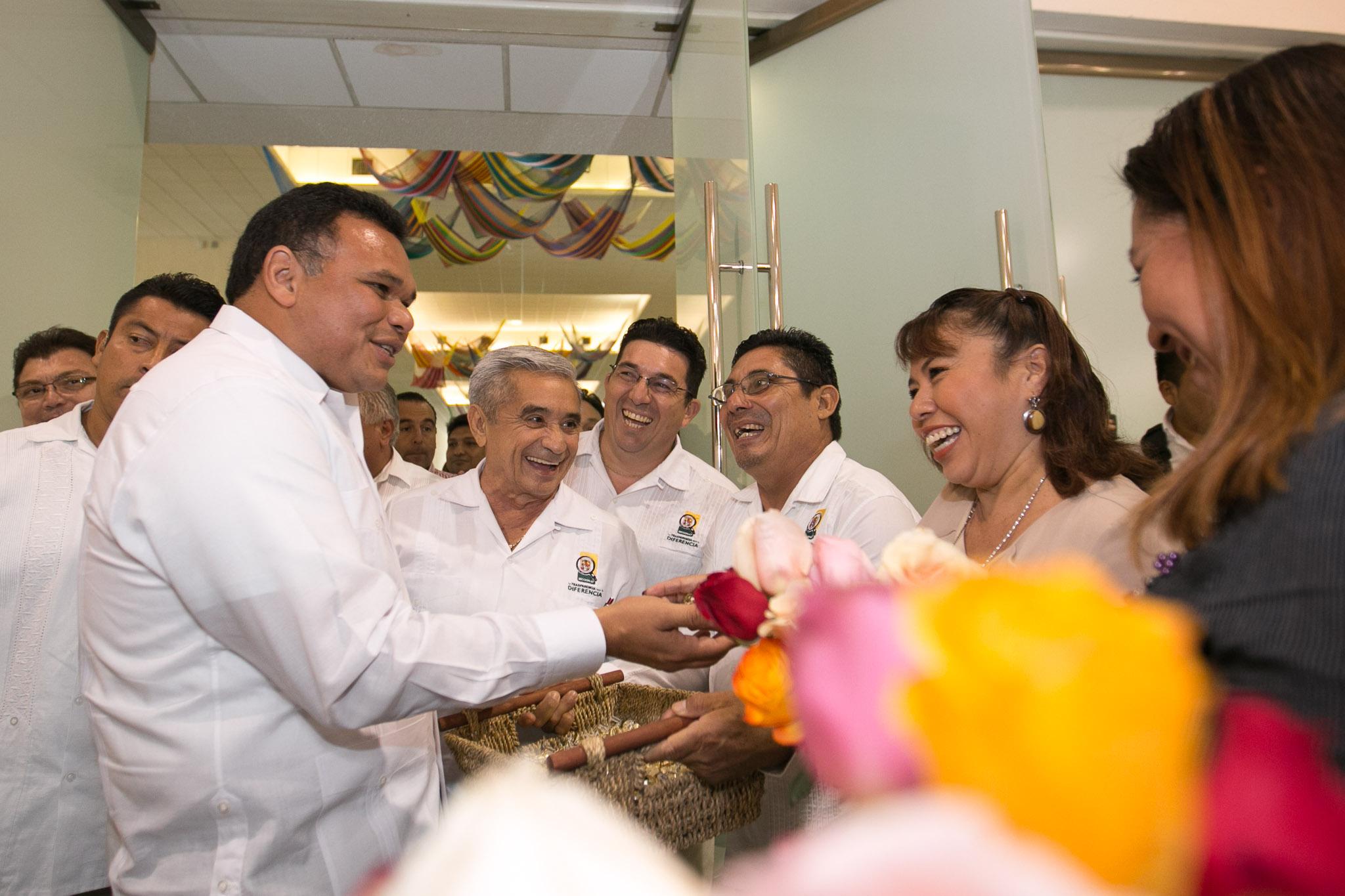Celebran a enfermeras y enfermeros en Yucatán