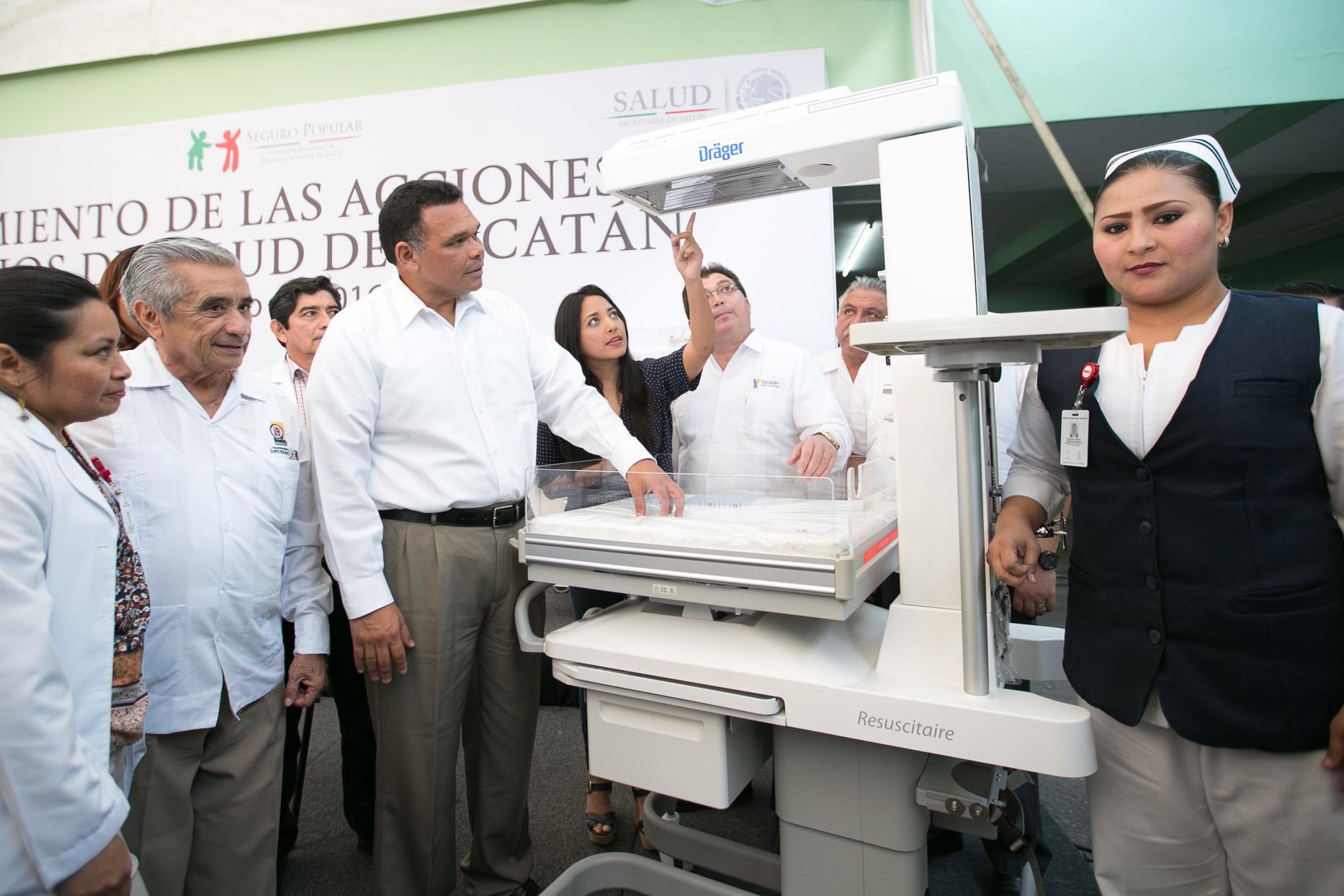 Asume Secretaría de Salud Yucatán necesidad de mayor prevención