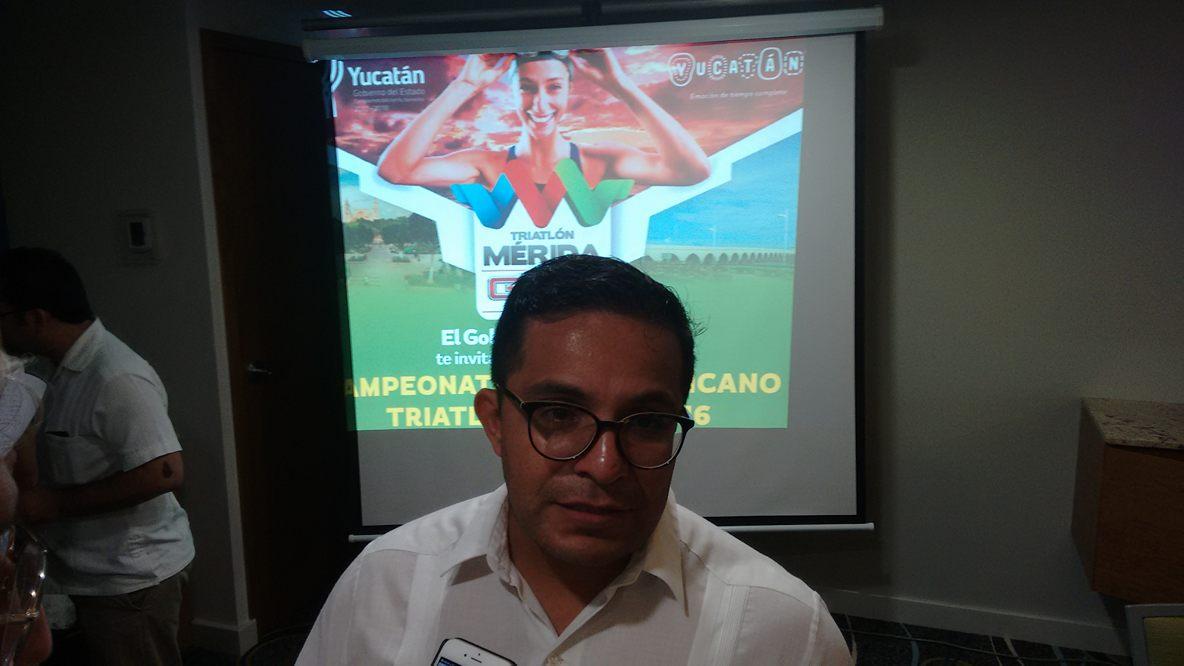Listos preparativos de Triatlón de Mérida 2016