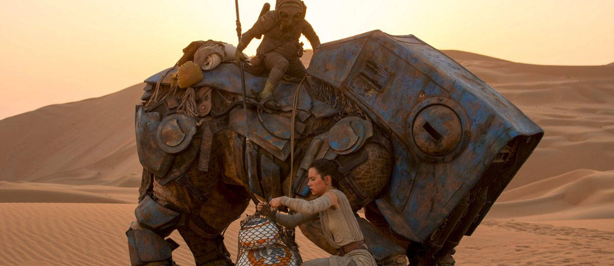 'Star Wars' supera a 'Titanic' y 'Jurassic World'