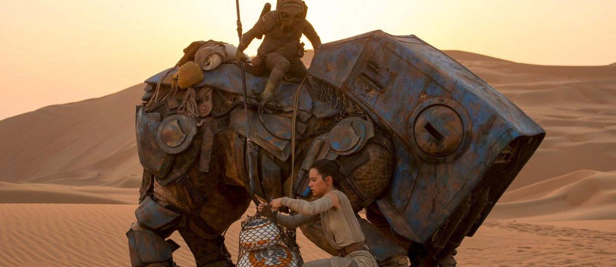 'Star Wars' supera a 'Titanic' y 'Jurassic World'
