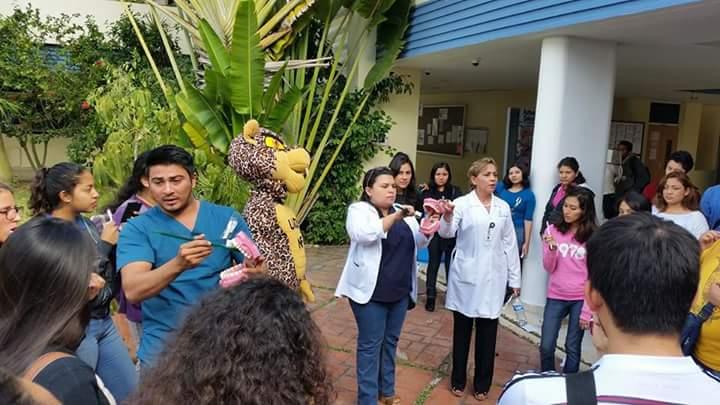 En marcha Campaña de Salud Bucal para estudiantes Uady