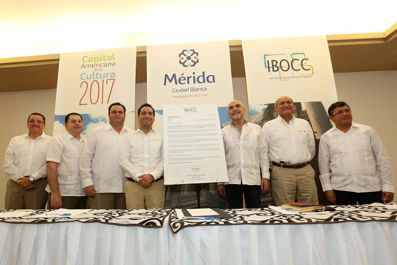 Vila viajará a Chile para promocionar a Mérida