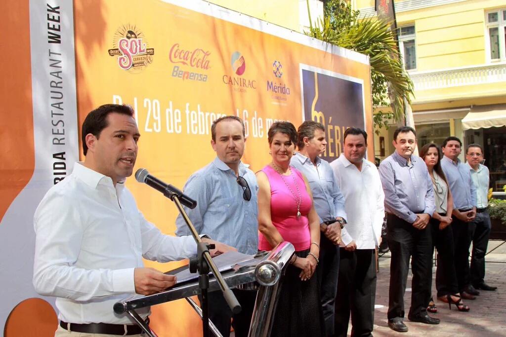 Abre la semana de los restaurantes en Mérida
