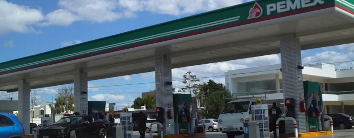 Clausuran gasolinera de la Col. México por operar sin permisos