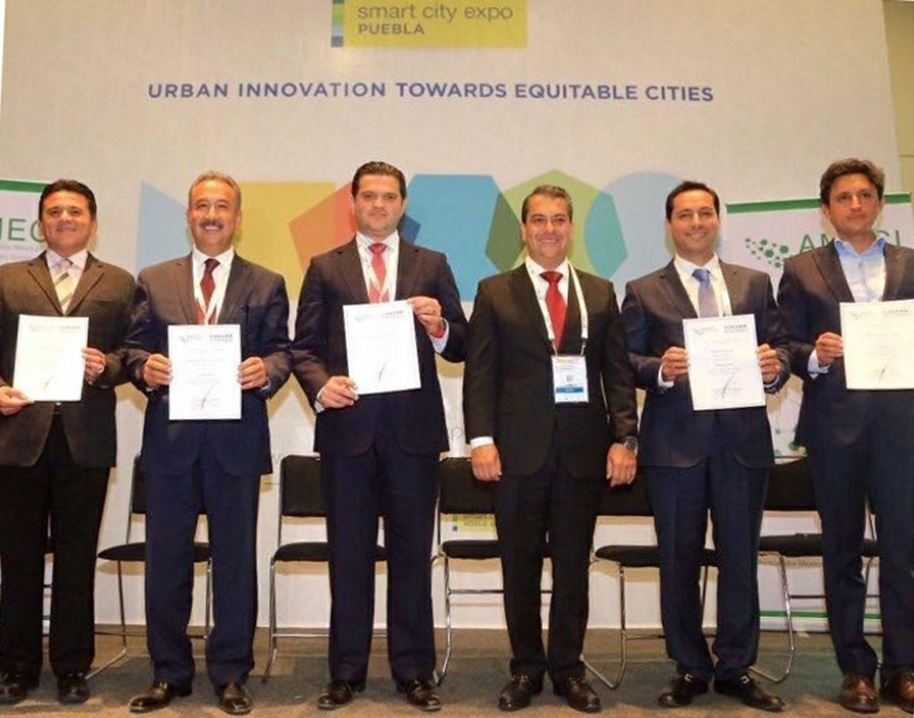 Eligen a Vila como Vicepresidente de Asociación Mexicana de Ciudades Inteligentes