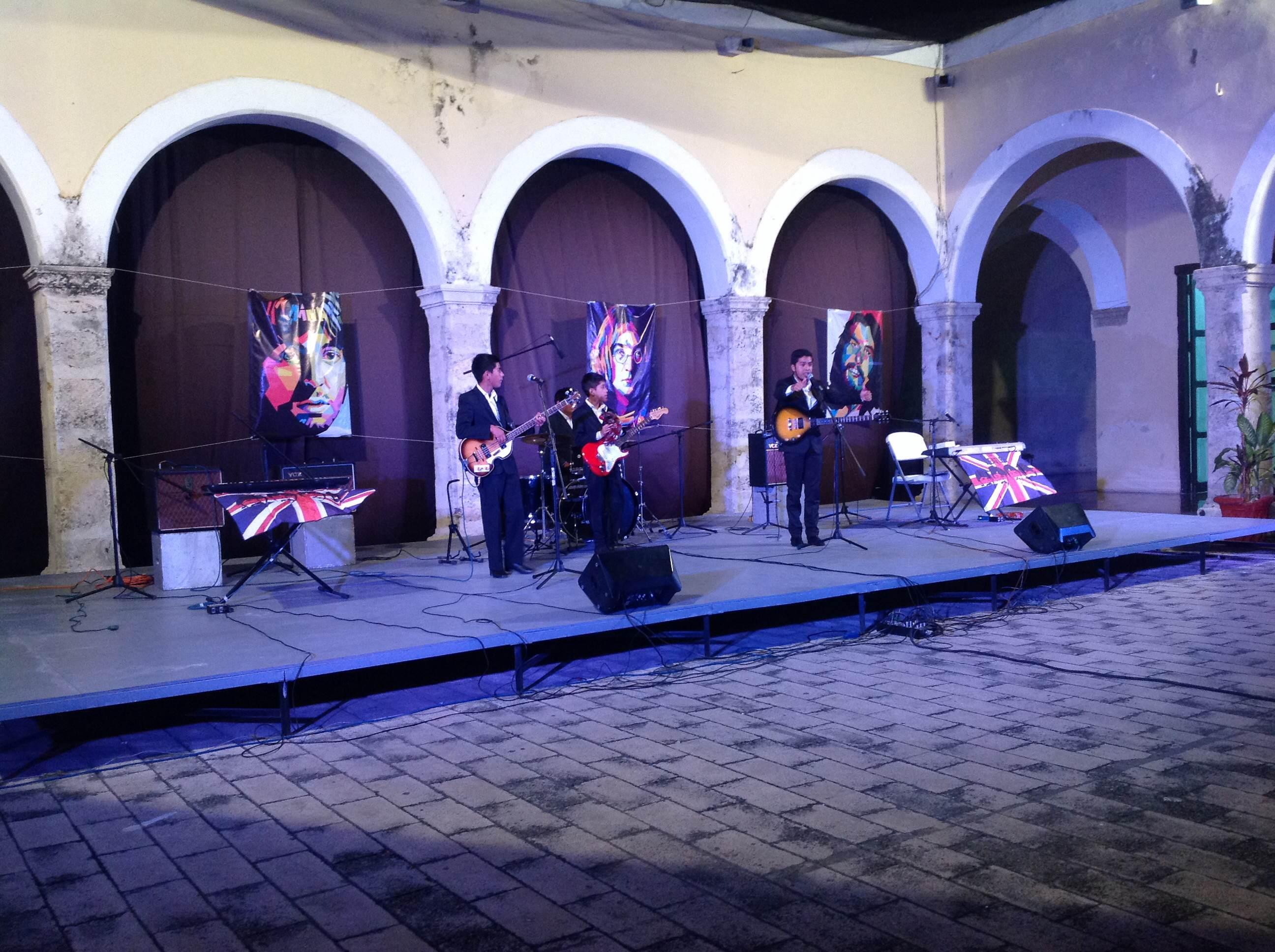 La Beatleamanía se dejó sentir en Yucatán