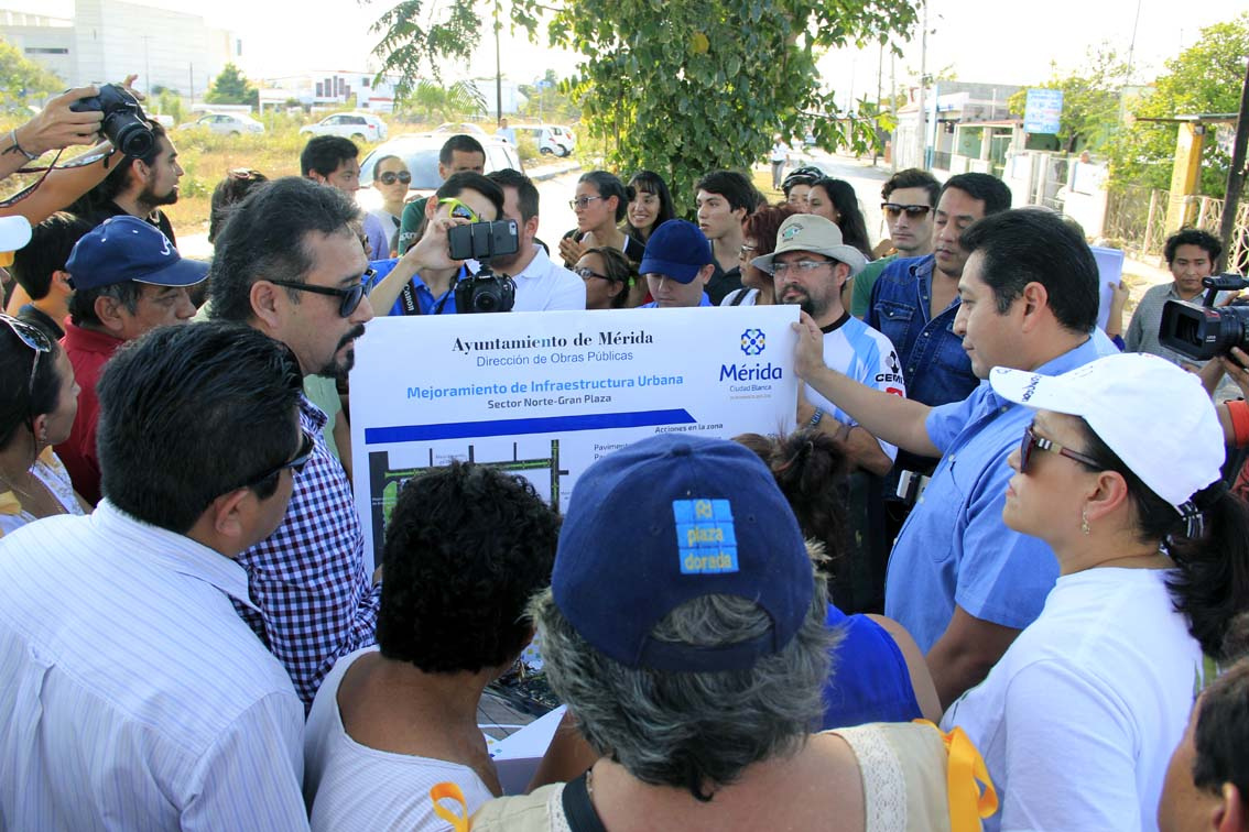Respetarán árboles en proyecto vial Cordemex-Montes de Amé