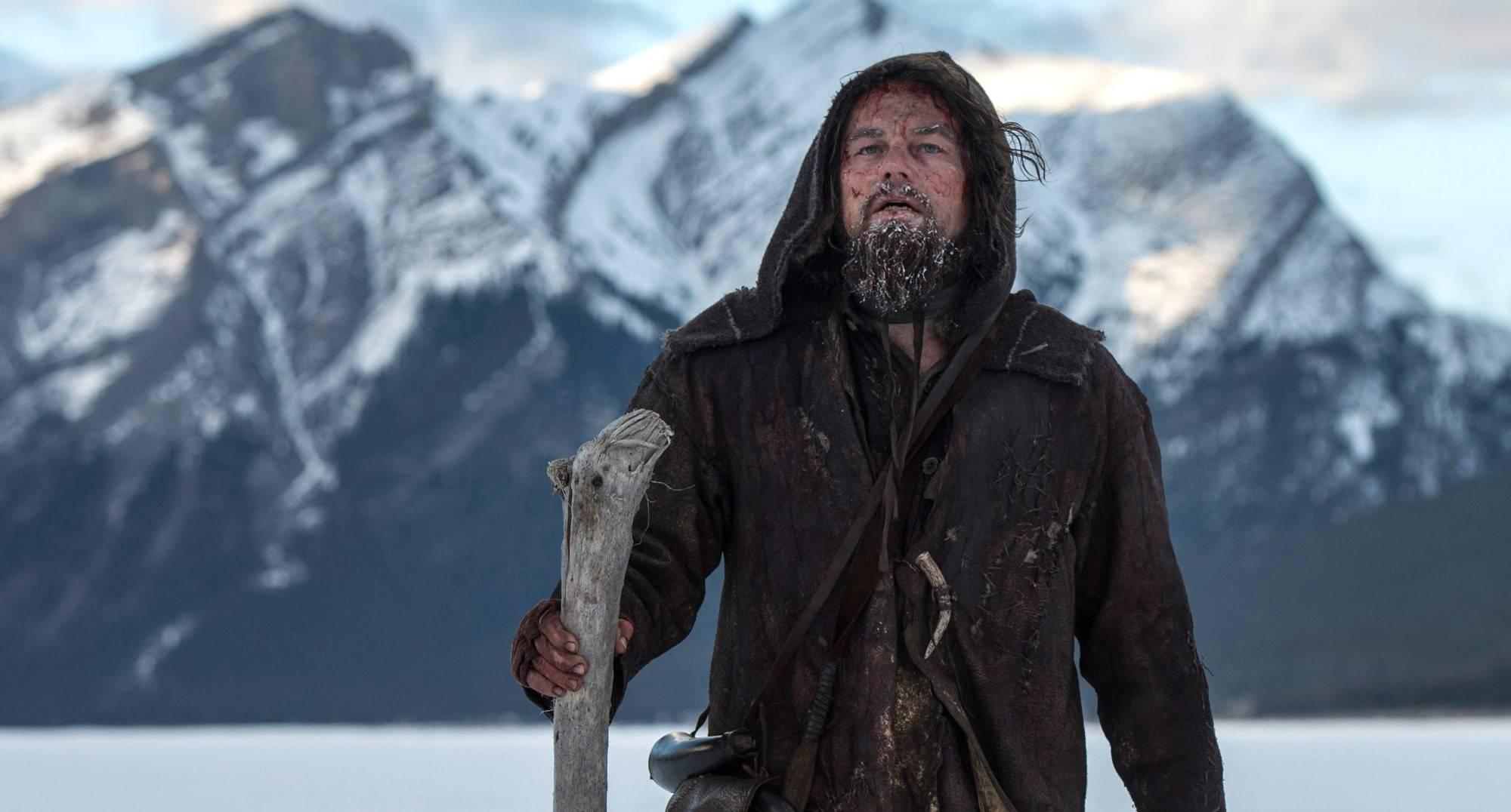 DiCaprio paga 95 mil dólares por revivir odisea de 'The Revenant'