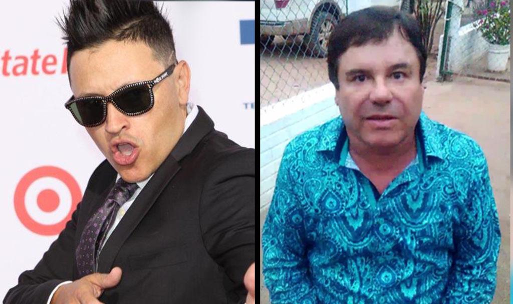 Aseguran que Elvis Crespo compuso tema inspirado en 'El Chapo'